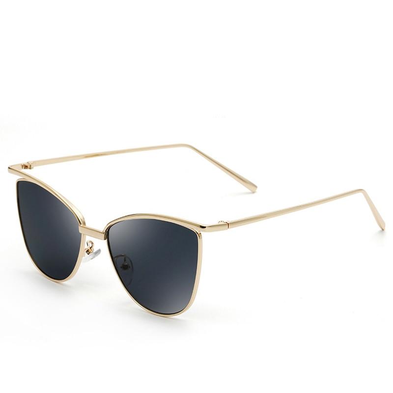Retro font b Cat b font font b Eye b font Sunglasses Women Brand Designer Fashion