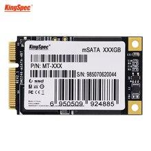 Kingspec msata mini font b internal b font SSD SATA3 MLC 128GB ssd hard font b