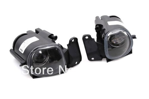 Glass Lens Front Fog Light Assembly 4B3 941 699 For Audi A6 C5 2002-2005 wooeight 4f5 945 096 d rear tail right light taillight assembly lamp housing without bulb for audi a6 a6 quattro sedan 2005 08