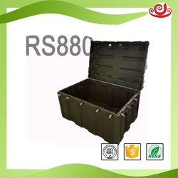 Tricases fabbrica OEM/ODM di alta qualità impermeabile di plastica attrezzature militari aria caso di caduta RS880A
