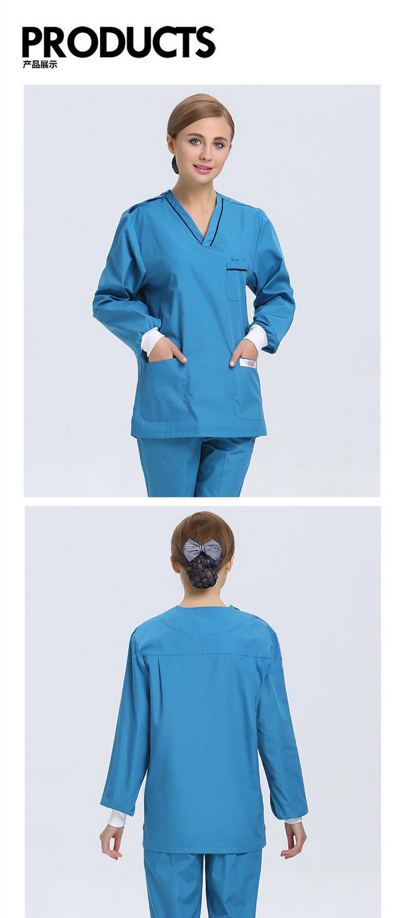 Aliexpress.com : Buy Viaoli Hospital Man and Woman Surgical Gown ...