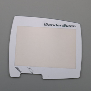 Image 5 - 12PCS Handheld game player Plastic Screen Replacement For WS WSC Protective Cover For Wonder Swan Crystal Screen Lens Protector
