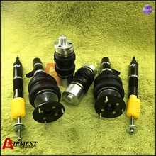 Air suspension kit /For F20 / coilover +air spring assembly /Auto parts/chasis adjuster/ air spring/pneumatic