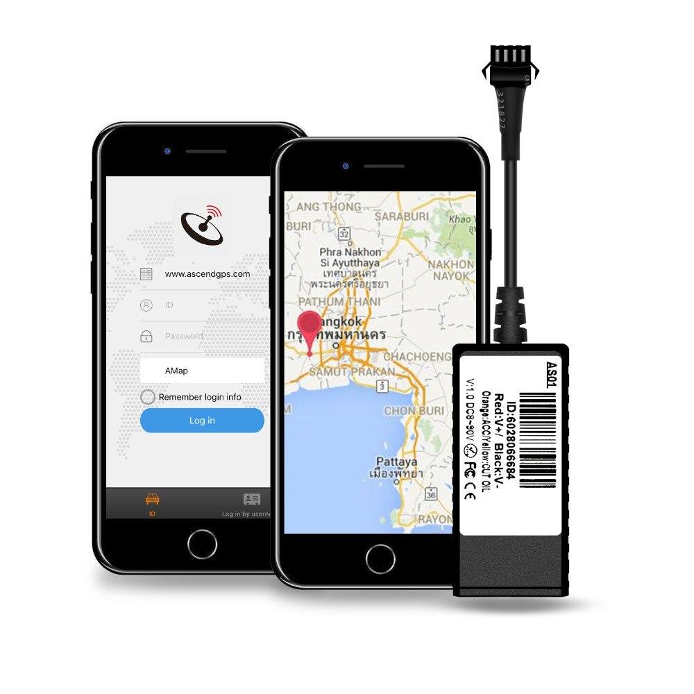 Micro auto mini gps tracker localizador de coche de pista de la motocicleta gsm sms gprs Dispositivo de rastreo para vehículo bicicleta anti robo ubicación