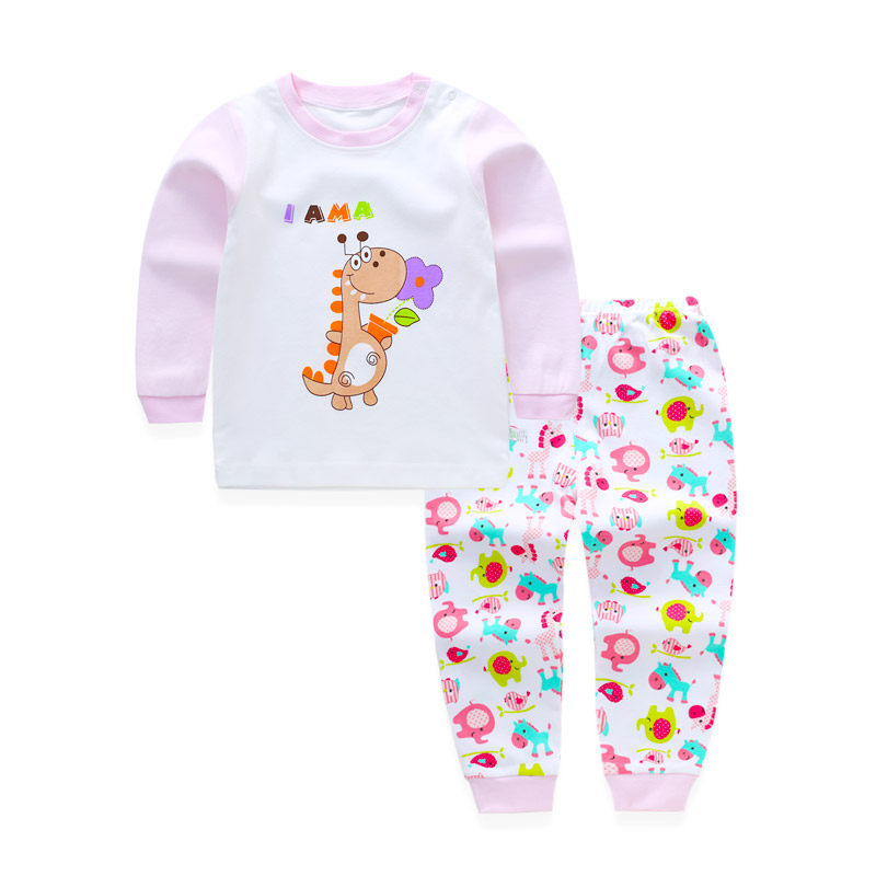 Baby Girls Clothing Pants Set Toddler Baby Boy Outfits For Babies Girl Pajamas Sets Kids Suit Infant Girl Children Clothes Suit children s suit baby boy clothes set cotton long sleeve sets for newborn baby boys outfits baby girl clothing kids suits pajamas