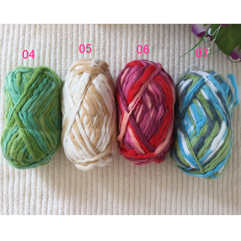 Hand Knitting Yarns : Acrylic g pieces hand knitting yarn fashion