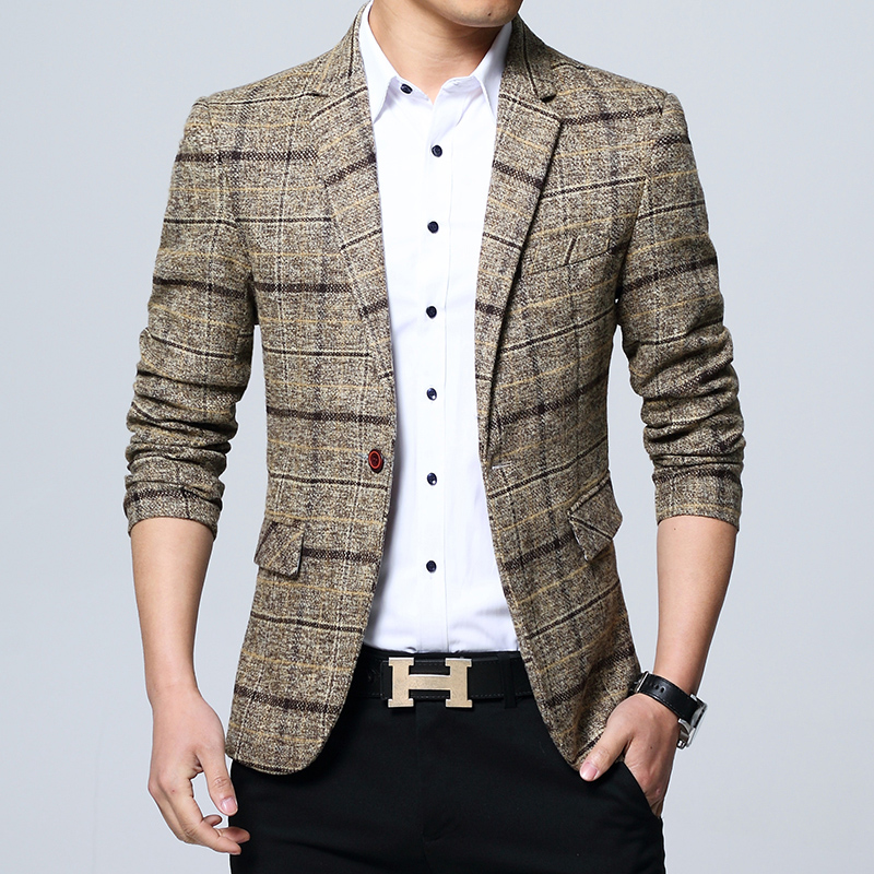 BOLUBAO Mens Wedding Suit Male Blazers Slim Fit Suits for Men Costume Business Formal Party Blazer Men's 2