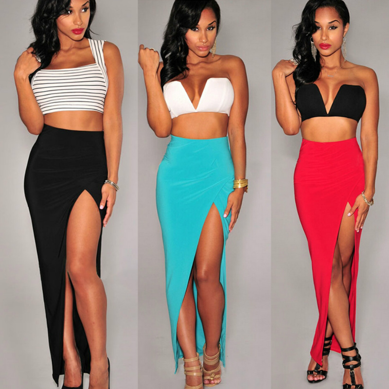 Compare Prices on Long Tight Maxi Skirt- Online Shopping/Buy Low ...