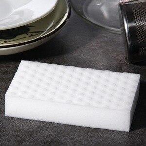Image 3 - キッチン強い除染マジックスポンジマジックこするこするxiguoアーティファクトタイルクリーニングスポンジブラシ