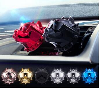 American Bully Aromatherapy Clip Mix Styles Auto Air Vent Freshener Car Accessories Car Air Fragrance & Deodorant HA159