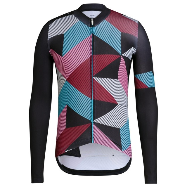 2018 best quality Cross Pro team aero long sleeve cycling jerseys race fit cycling  shirt supercross fast delivery 157160fc2