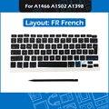 جديد AP08 Keycap مجموعة الفرنسية الإسبانية الروسية الألمانية البرتغالية السويسرية المجرية لماك بوك اير برو الشبكية A1466 A1502 A1398