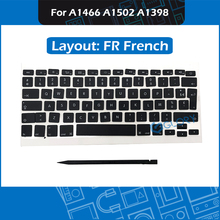 New AP08 Keycap set French Spanish Russian German Portugues Swiss Hungarian for Macbook Air Pro Retina A1466 A1502 A1398