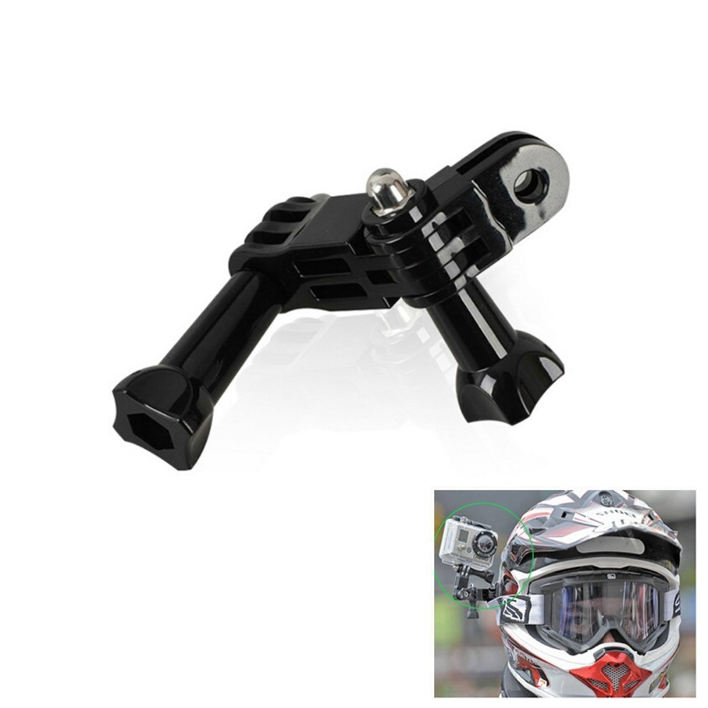 Mount Adapter Arm Chain Tripod For Sony Action Cam HDR AS20 AS15 AS100V AS30V AZ1 AS200V FDR X1000V Action Camera Accessorie in Sports Camcorder Cases from Consumer Electronics