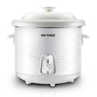 Quick stew / slow cook Porridge Soup Electric cookers White porcelain liner intelligent Porridge pot Mini sous vide cooker