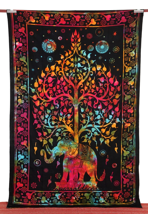 Indian Tapestry Elephant