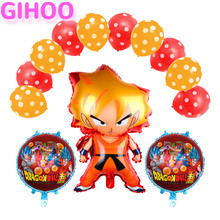 Buy Dragon Ball Z Party Supplies And Get Free Shipping On Aliexpress Com