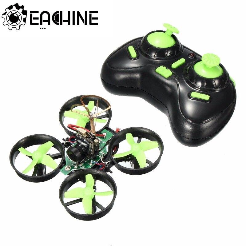 (In Stock)Eachine E010C Micro FPV Raicng Quadcopter With 800TVL 40CH 25MW CMO Camera 45C Battery