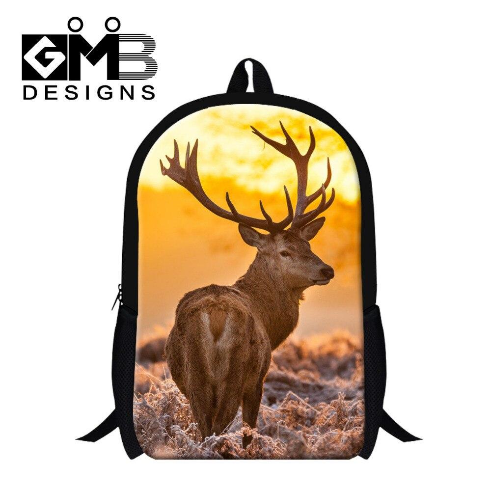 Dispalang marke tier 3d elch rucksack weihnachtsgeschenke student ...