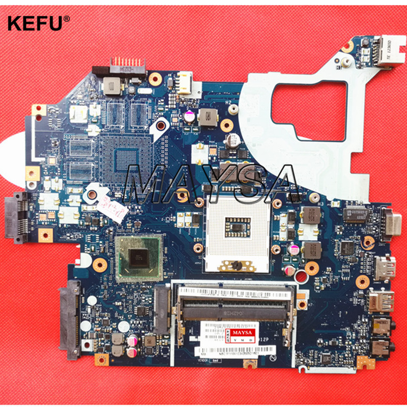 NBC1F11001 Q5WV1 LA-7912P Laptop Motherboard fit for Acer aspire E1-531 NE56R V3-571 E1-571 HM70 Chipset kefu la 7912p motherboard for acer ne56r v3 571 e1 531 e1 571g nv56r laptop motherboard q5wtc q5wvh q5wv1 la 7912p hm77 test