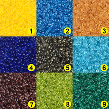 Approx.1000pcs 2mm Czech Glass Beads for Jewelry Making Small Miyuki Delica Diy Bracelet Necklace Sewing Bead Accessories