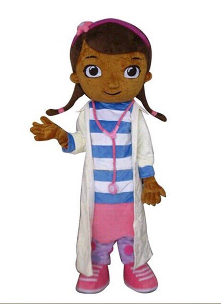 Dottie McStuffins Doc McStuffins Costume De Mascotte Taille Adulte Classique Partie Costumes Fancy Dress Costume Livraison Gratuite
