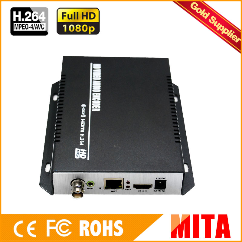 HD MPEG-4 AVC H.264 CVBS+hdmi encoder independent for IP stream with UDP TCP ONVIF wireless hd sdi futv4622a dvb t mpeg 4 avc h 264 sd encoder modulator tuner cvbs rca in rf out with usb upgrade for home use