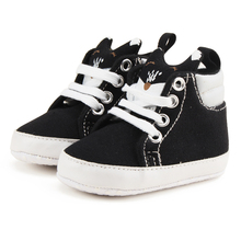 Delebao  Newborn Cute Fox Design Baby Shoes Super Soft Cotton Infant Toddler Care 0-18 Months First Walkers Wholesale