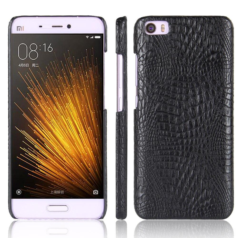 Lovekiss Crocodile Pattern Phone Case For Xiaomi Redmi Note 4 4X Redmi 4A 4 3 3S Prime Mi Note 2 3 Mi5 5s Mi6 Mi Mix Back Cover