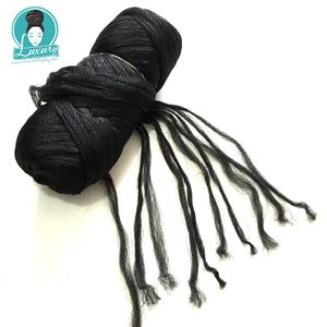 Image 5 - Braiding 14 번들을위한 럭셔리 번들 당 70g Brazilian wool hair low temprature 난연성 합성 섬유 상자 용 braids