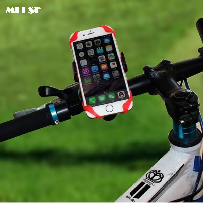 Nuevo teléfono celular móvil universal de la bici de la motocicleta del montaje