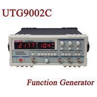 Original Product UNI T UTG9002C 2MHZ 25Vp P Digital Function Dds Signal Generator Signal Sources Function