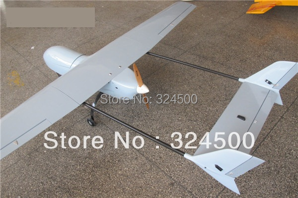 Fpv machine set balza s nitro Mini Mugin 2.6m UAV T tail platform carbon fiber tail New without the engine RC Airplane Kit Plane fpv x uav talon uav 1720mm fpv plane gray white version flying glider epo modle rc model airplane