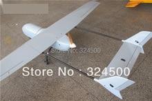 Conjunto máquina balza Fpv s nitro Mini Mugin 2.6 m UAV T cola plataforma de cola de fibra de carbono Nuevo sin el motor Kit DEL Aeroplano de RC Avión