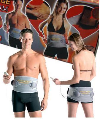 sauna Heating Vibration Rejection Fat Belt Slimming Belt Waist Massager Belt  with two motor #101J vibration fat burner reduction slimming belt waist massager electric vibration heating waist belly slim weight reduce sauna belt