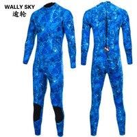 3mm Men Neoprene Surf Wetsuit Camouflage Suit Men S Diving Wetsuit Snorkeling Swimming Suit Clothes Surfing
