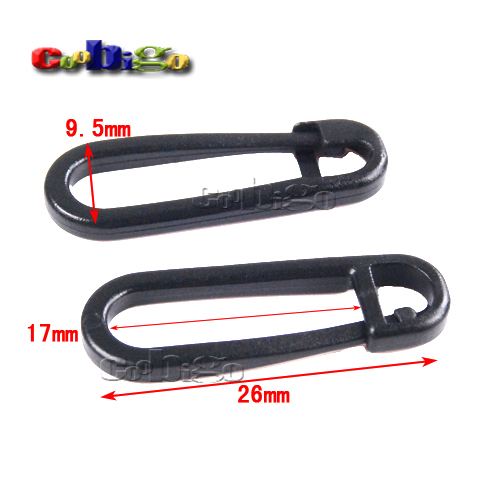 Safety Pin With Clip 1 4 : Pcs pack mm plastic safety pin hold locking clip