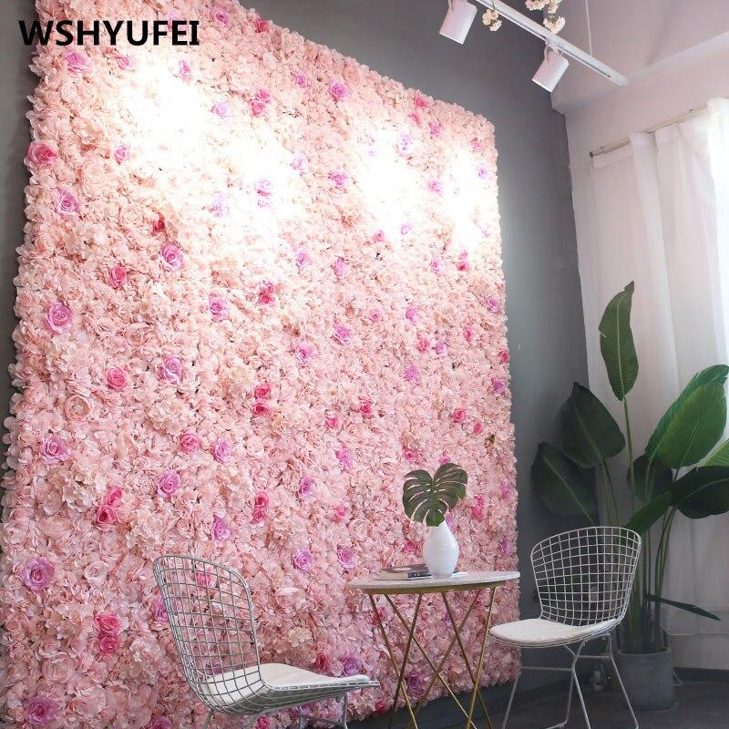 pared flores
