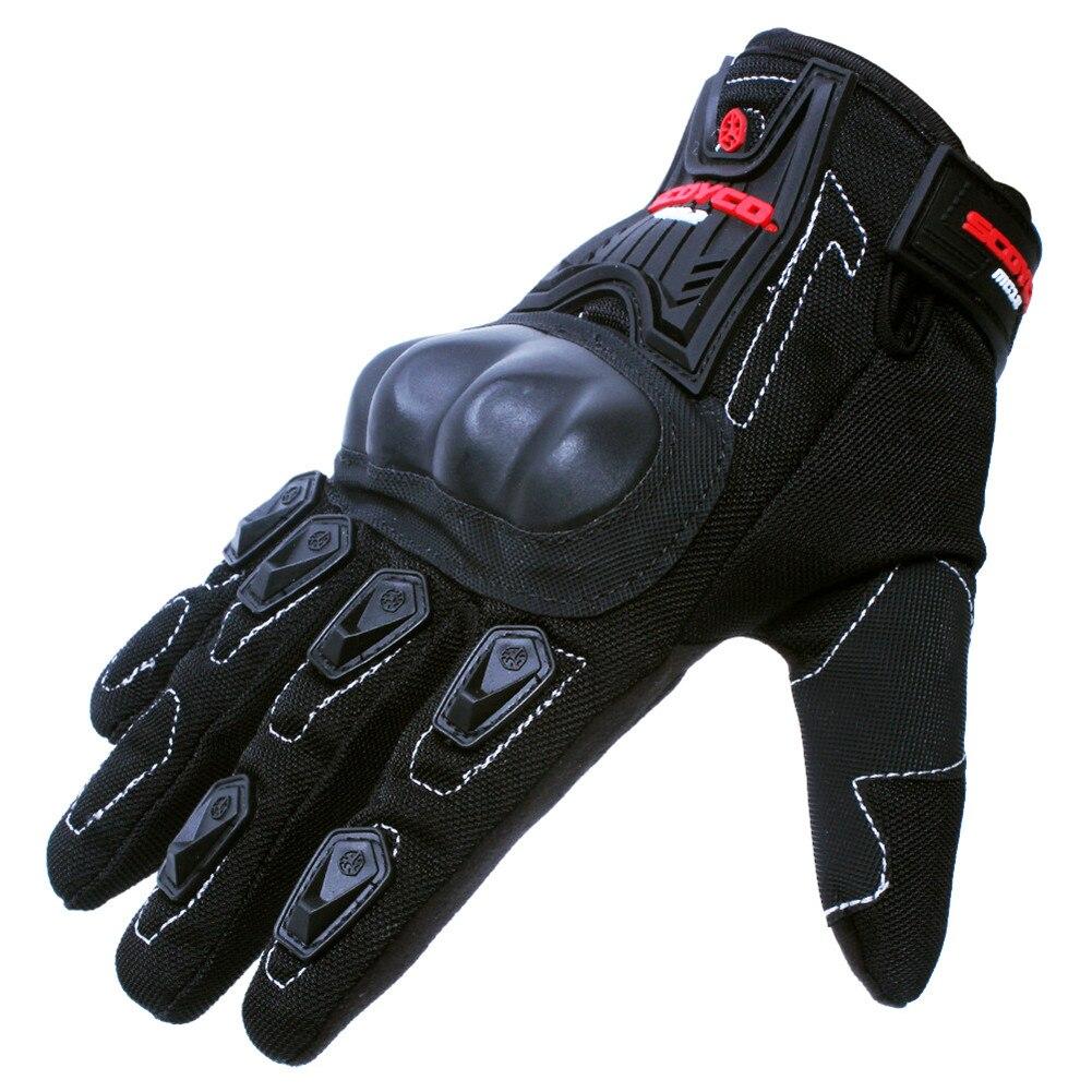 Motorcycle Gloves Black Luva Motoqueiro Guantes Moto Motocicleta Luvas Cycling Motocross Mountain Bike Glove Gants Motorbike