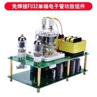 HiFi Assemblé 6J1 + FU32 Single-Ended Tube Amplificateur Audio Power Amp Conseil