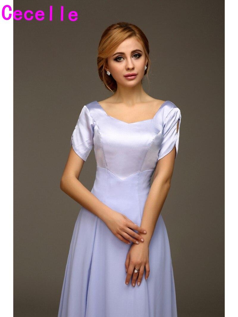 Beste Einfaches Kleid Lange ärmel Hochzeit Fotos - Brautkleider ...