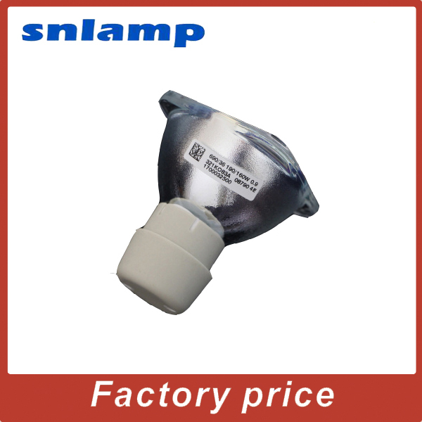 100% Original   Bare Projector Bulb  BL-FU190C  lamp without housing  for S2010 X2010 S2015 X2015 W2015 W303 S303 X303 ...