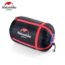 Naturehike Multifunctional Outdoor Camping Sleeping Bag Pack Lightweight Compression Stuff Sack Hiking Storage Carry Bag naturehike yb02 multifunctional outdoor nylon waist bag blue gray 3l