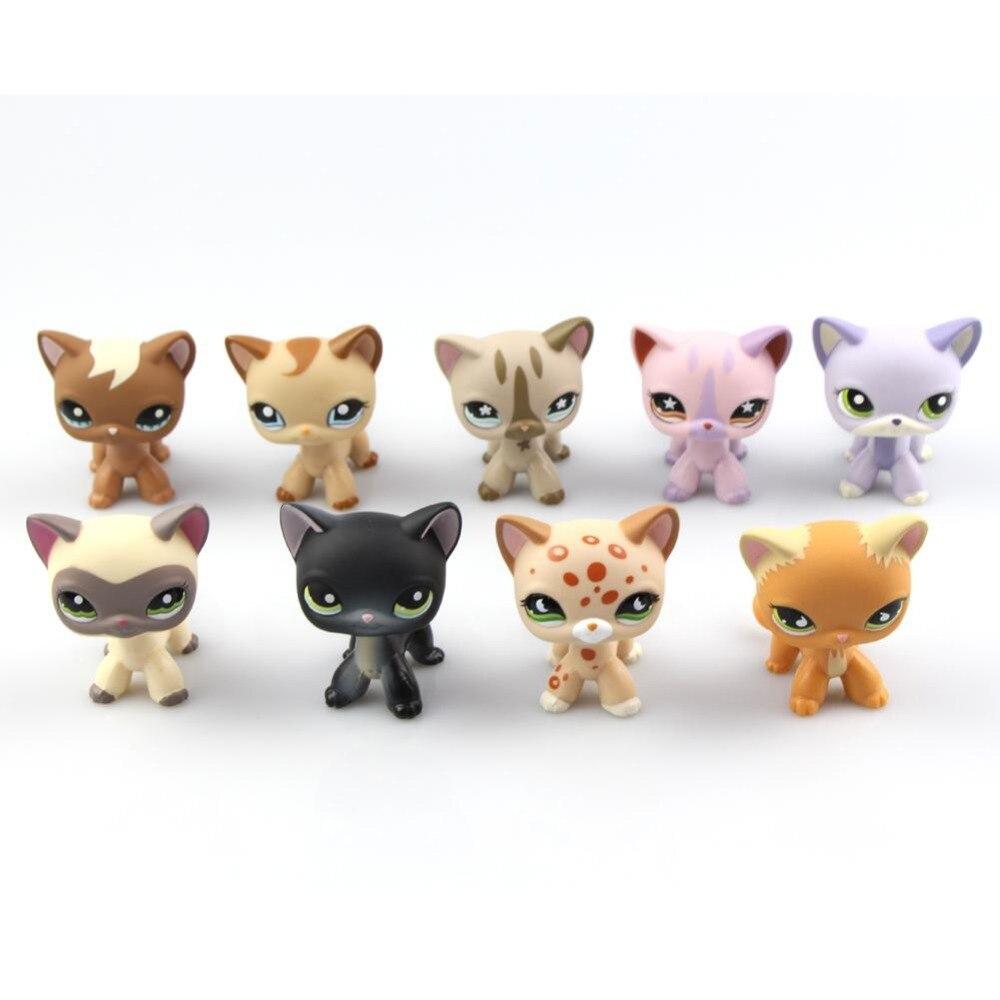 Jouet sac Petit Pet Shop Mini Jouet Littlest Animaux Chat chien Figurines Enfants jouets Bande Dessinée Rare Littlest Pet jouet