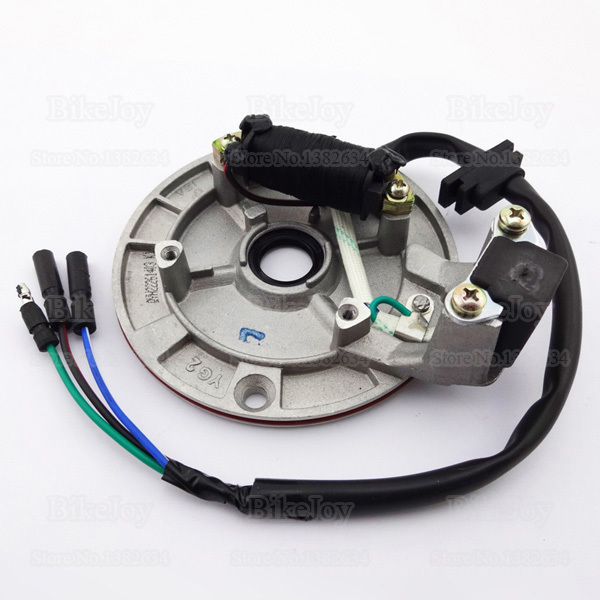 popular magneto buy cheap magneto lots from magneto yx140 magneto stator kit no light wiring for yx 140cc pit dirt bike minicross pitsterpro stomp