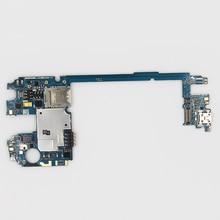 Tigenkey Entsperrt 32 gb Arbeit Für LG G3 D852 Mainboard Original Für LG G3 D852 32 gb Motherboard Test 100% & kostenloser Versand
