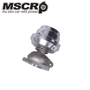Image 3 - TIPO UNIVERSAL 2 38 MM 14PSI EXTERNO WASTEGATE GT TURBO ESCAPE de BYPASS