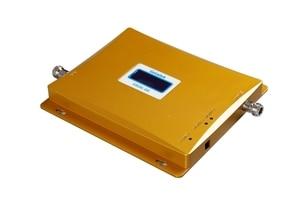 Image 3 - Dual Band 2G GSM 900 3g Cellular Signal Amplifier จอแสดงผล LCD 900 + 2100 (วง 1) โทรศัพท์มือถือ Booster Repeater 3g S58