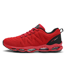 Men's Breathable Running shoes Comfortable sport athletic shoes Outdoor jogging Walking shoes for Men Sneakers zapatillas hombre