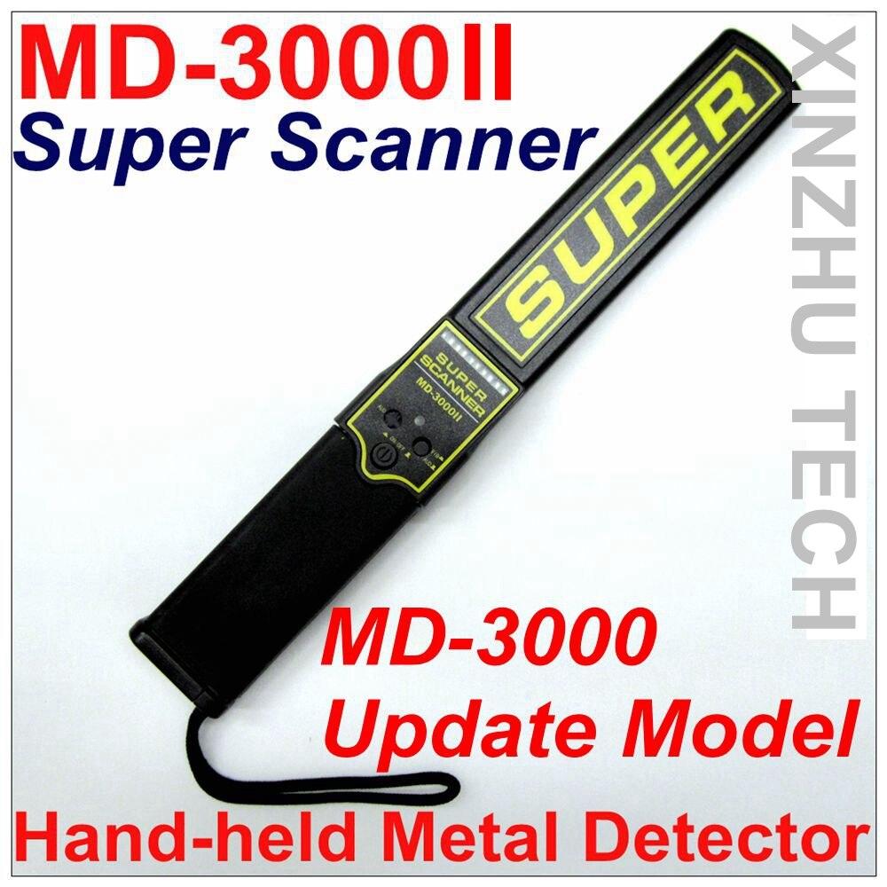 TIANXUN MD-3000II détecteur de métaux à main pinpointer MD3000II accessoire de détecteur de métaux MD3000 modèle upated
